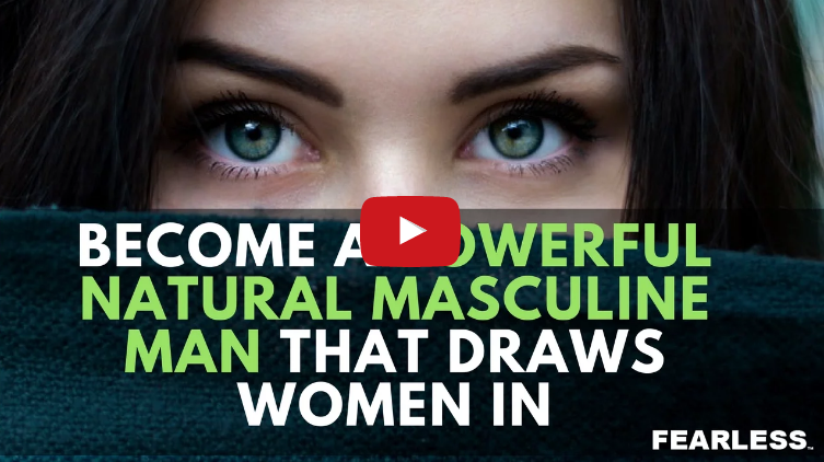 how to be a masculine man