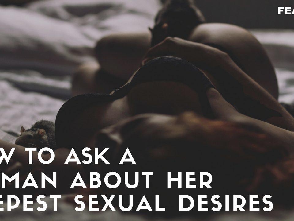 woman's sex fantasy