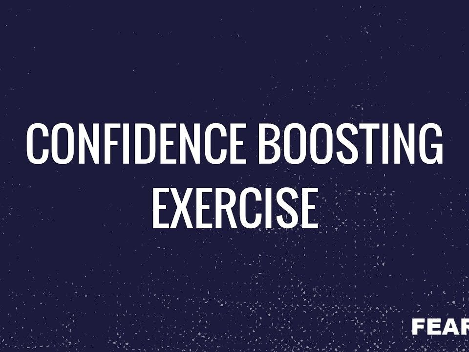 How To Build Confidence in as Little as 30 Days