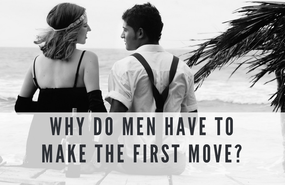 Why Are Men Expected To Make The First Move? | Fearless Q&A