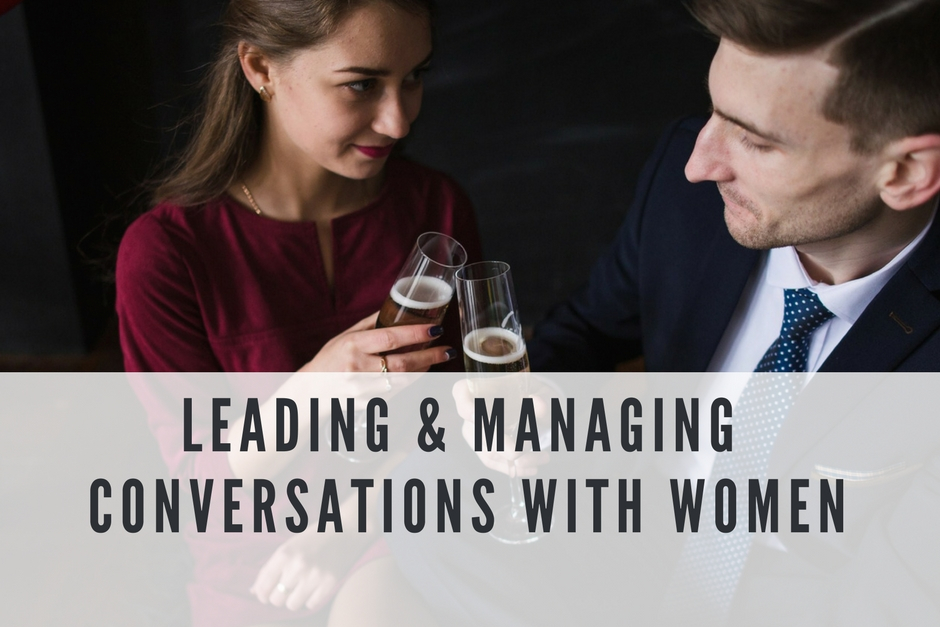 How to Lead & Manage Conversations with Women | Fearless Q&A